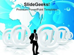 Business Concept Internet PowerPoint Backgrounds And Templates 1210
