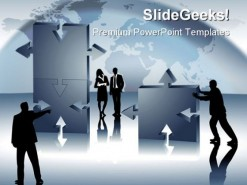 Company Formation Business PowerPoint Background And Template 1210