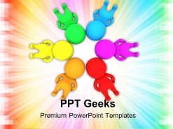 Diversity People Global PowerPoint Templates And PowerPoint Backgrounds 0411