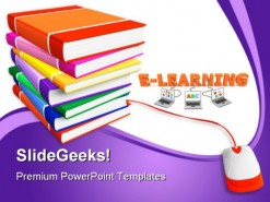 E Learning Education PowerPoint Backgrounds And Templates 1210