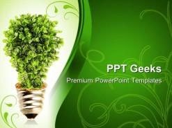 Eco powerpoint powerpoint templates eco tree lightbulb environment powerpoint templates and powerpoint backgrounds 0411 toneelgroepblik Choice Image