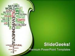 Ecology Environmental Nature PowerPoint Backgrounds And Templates 1210