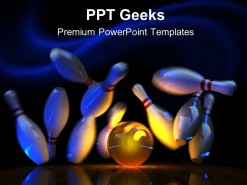 Glowing Ball Sports PowerPoint Templates And PowerPoint Backgrounds 0411