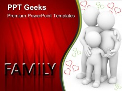 Happy Family01 People PowerPoint Templates And PowerPoint Backgrounds 0411