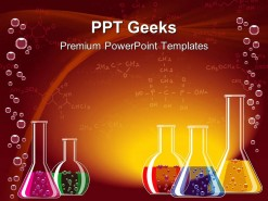 Laboratory Glasses Science PowerPoint Templates And PowerPoint Backgrounds 0411