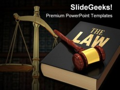 Law People PowerPoint Backgrounds And Templates 1210