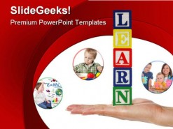 Learn Concept Education PowerPoint Backgrounds And Templates 1210