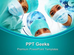 Patient Medical PowerPoint Templates And PowerPoint Backgrounds 0411