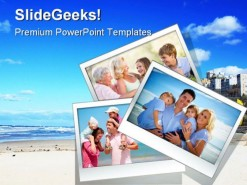 Photos Frame Outdoors Family PowerPoint Backgrounds And Templates 1210