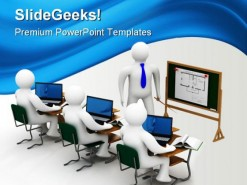 Presentation Business PowerPoint Template 0810