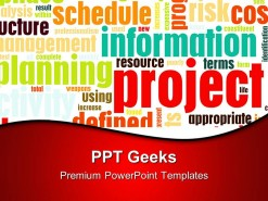 Project Management Business PowerPoint Templates And PowerPoint Backgrounds 0411