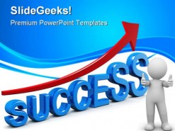 Success01 Business PowerPoint Backgrounds And Templates 1210