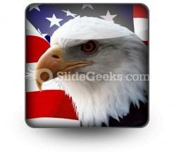 American Eagle PowerPoint Icon S