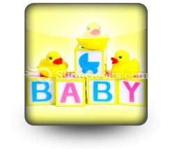 Baby PowerPoint Icon S