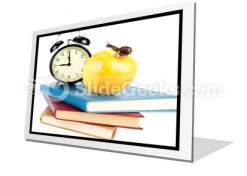 Back To School03 PowerPoint Icon F