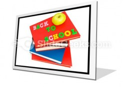 Back To School04 PowerPoint Icon F