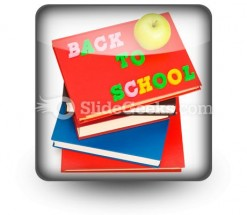 Back To School04 PowerPoint Icon S