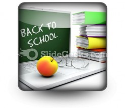 Back To School05 PowerPoint Icon S