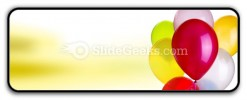 Balloons PowerPoint Icon R