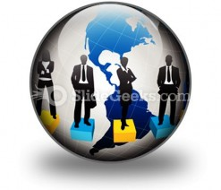 Business People06 PowerPoint Icon C