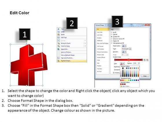 3d Mathematical Symbols Powerpoint Presentation Slides