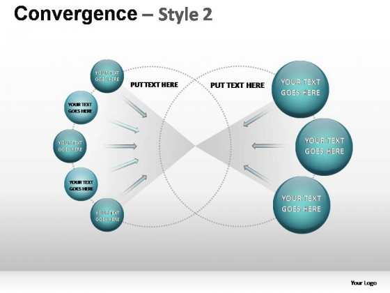 Convergence Style 2 PowerPoint Presentation Slides