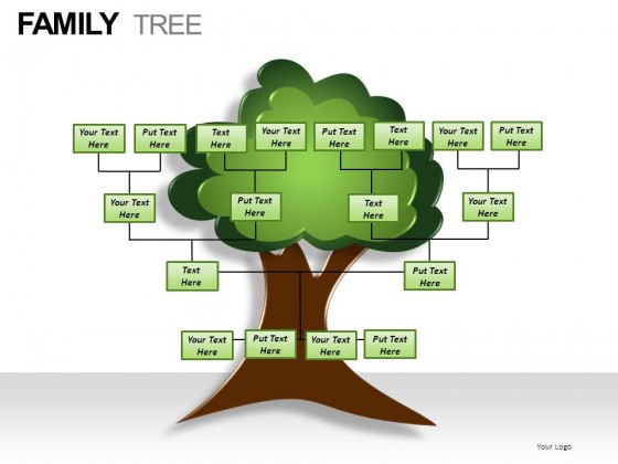 Tree PowerPoint Presentation Slides