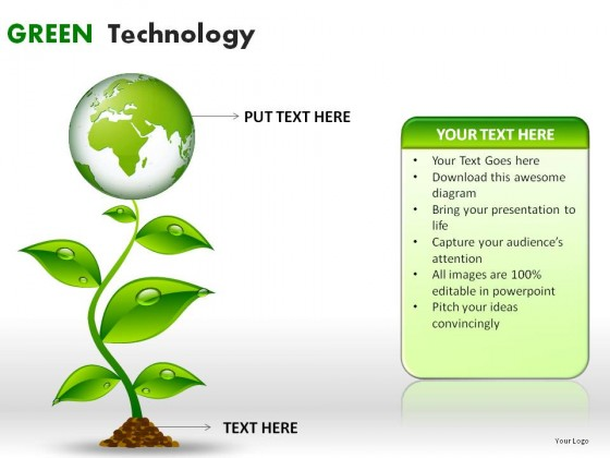 green technology for green environments