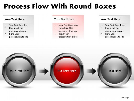process flow powerpoint template - gse.bookbinder.co, Modern powerpoint