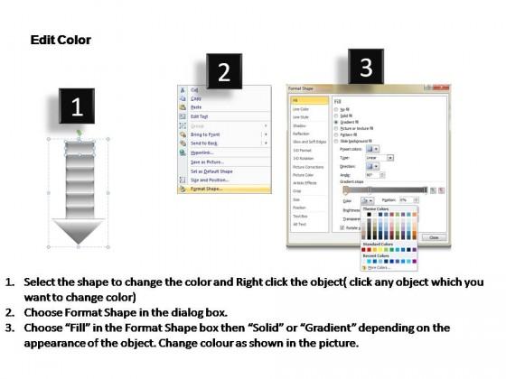 six sigma style 3 powerpoint presentation slides
