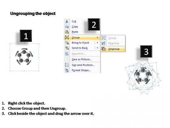 six sigma style 4 powerpoint presentation slides