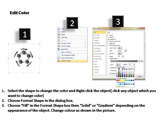 six sigma style 5 powerpoint presentation slides