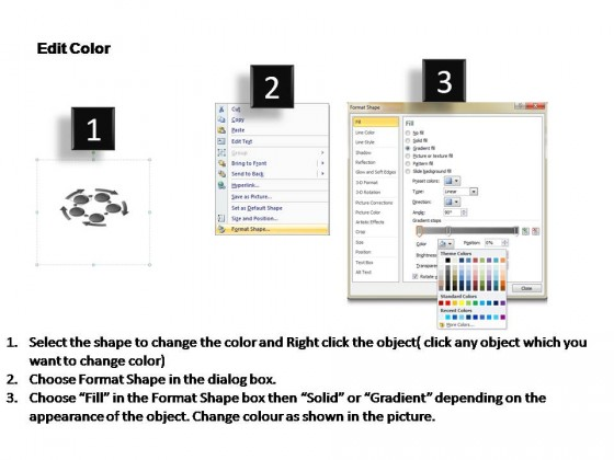 six sigma style 6 powerpoint presentation slides