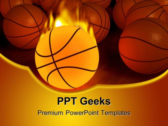 basketball sports powerpoint templates and powerpoint backgrounds 0411, Modern powerpoint