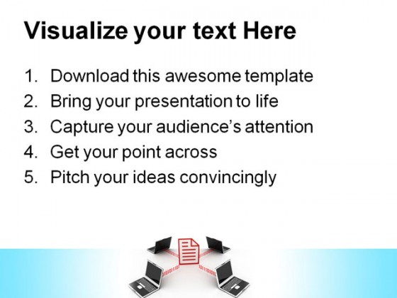 Blog Concept Internet PowerPoint Templates And PowerPoint Backgrounds 0411
