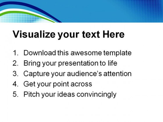 Blue Abstract Powerpoint Templates And Powerpoint Backgrounds