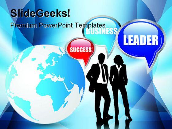 Business concept design business powerpoint template 1110 toneelgroepblik Gallery