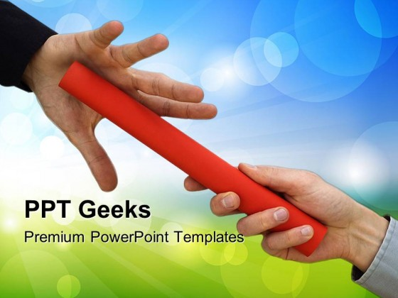 Business Teamwork PowerPoint Templates And PowerPoint Backgrounds 0411