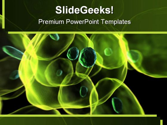 Cells Science Powerpoint Template