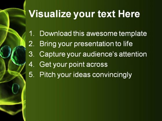 Science powerpoint template 0810 cells science powerpoint template 0810 toneelgroepblik Gallery