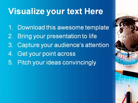 Expenses Business PowerPoint Background And Template 1210