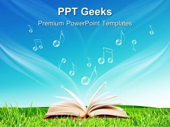 music power point backgrounds