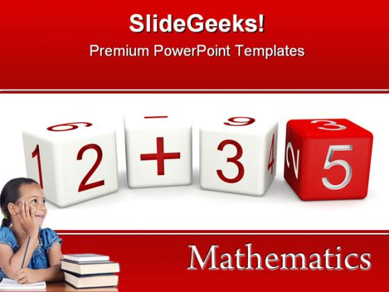 Mathematics education powerpoint template 0610 toneelgroepblik Gallery