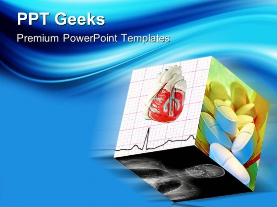 powerpoint background science