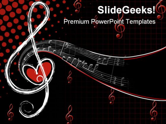 music powerpoint powerpoint templates, Powerpoint