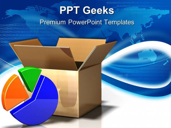 Pie Chart08 Business PowerPoint Templates And PowerPoint Backgrounds 0411