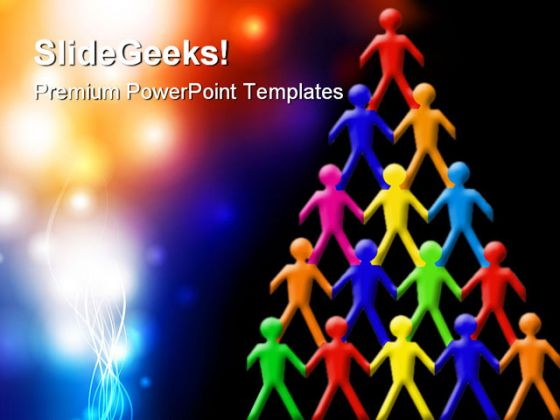 Teamwork people powerpoint template 1010 toneelgroepblik Gallery
