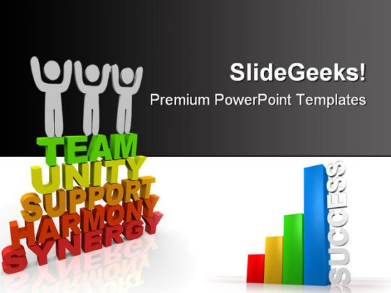 Team Building PowerPoint Templates and Backgrounds for