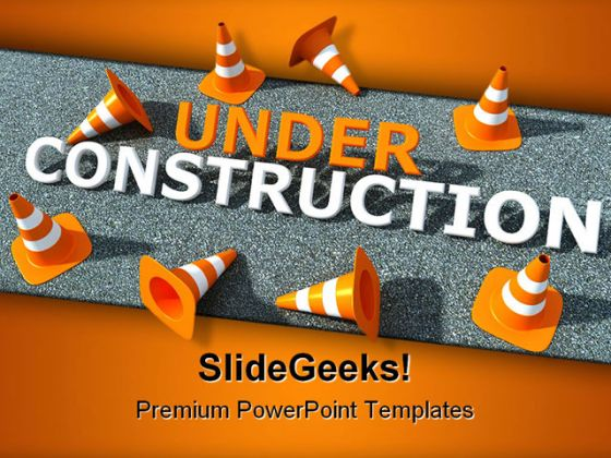 Under construction transportation powerpoint template 0610 underconstructiontransportationpowerpointtemplate06101g toneelgroepblik Image collections