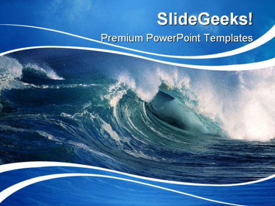 ocean powerpoint powerpoint templates